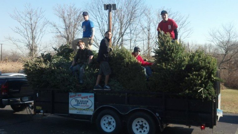 Boys Scouts Christmas Tree Pickup Information | Announcements ...