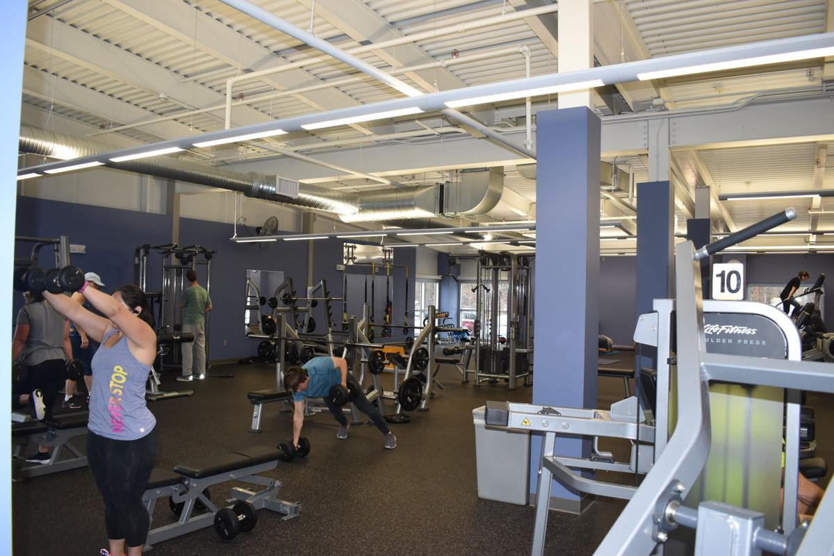 Expanded Gym