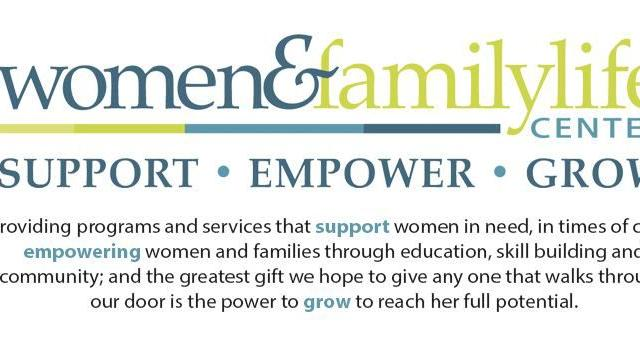 Hospice, Women and Family Life Center Partner to Offer Grief Support Group for Women