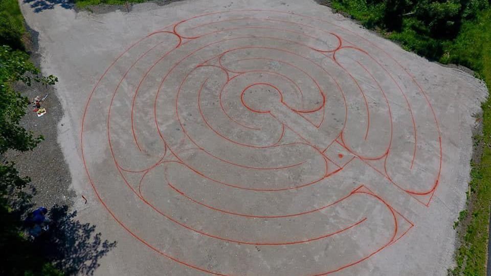 Labyrinth To Be Created On Newest Shoreline Greenway Path