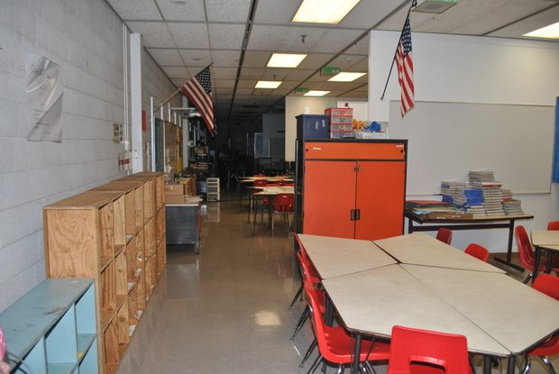 Open Classroom Design ~ Initial study of walsh feasibility to be presented