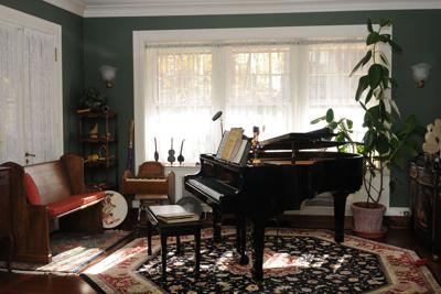 David Maslanka is a renaissance man with instruments