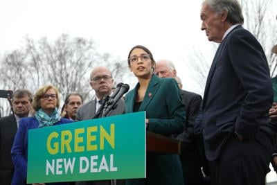 Green New Deal photo