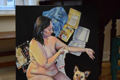 Local artist reflects on growing arts culture in Harrisonburg