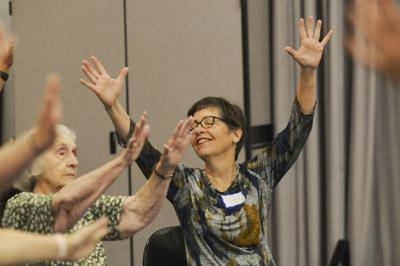 Dance for Parkinson's offers an outlet for expression