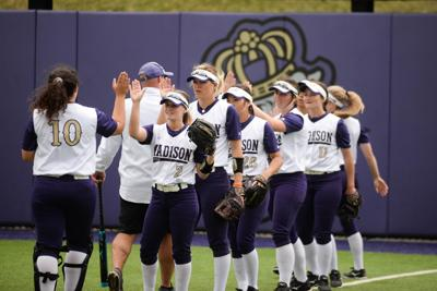 JMU Softball