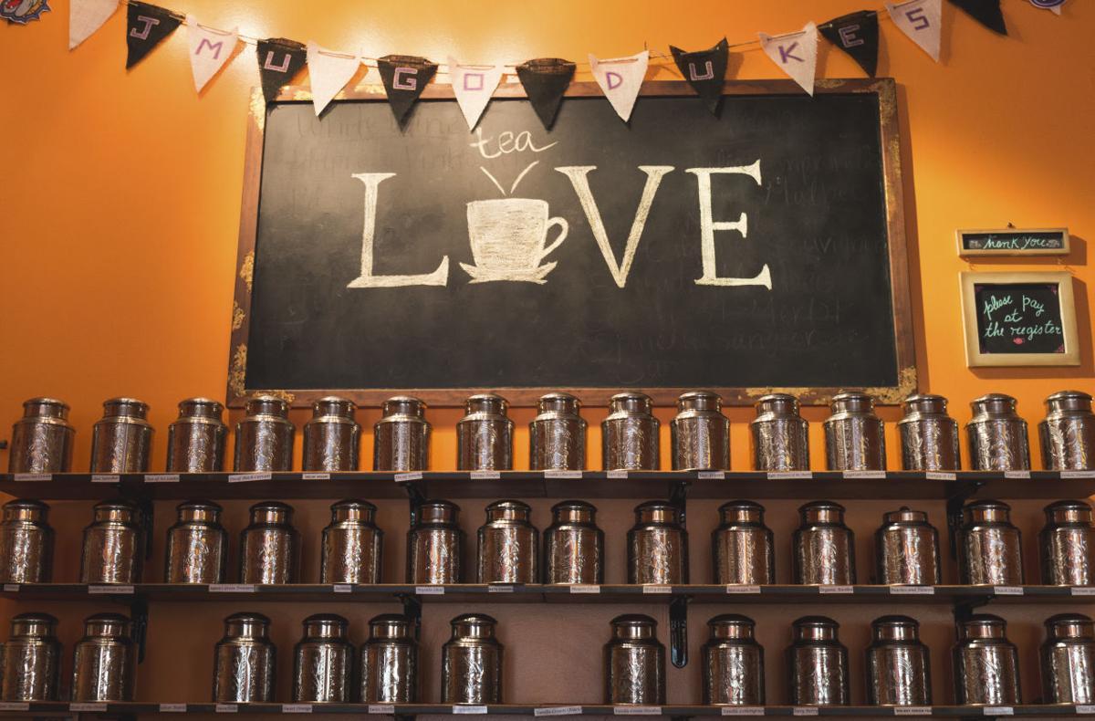 Earth and Tea Cafe
