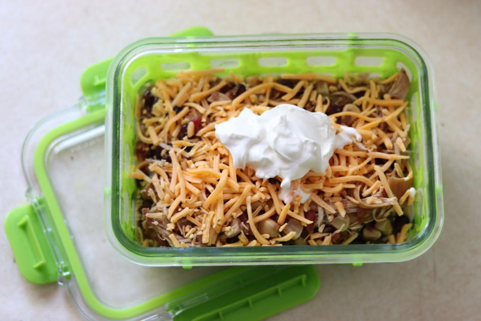 Real Home Chef : Back-to-school meal prep: making it easy