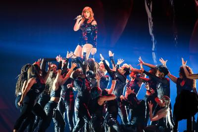 Netflix brings Taylor Swift's 'reputation' stadium tour to life