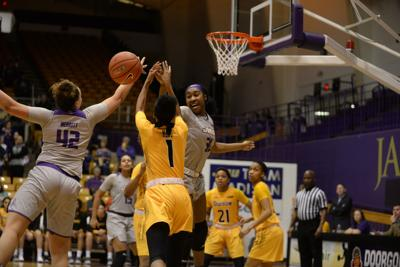 JMU women's basketball