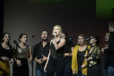 JMU a cappella groups participate in local sing-off