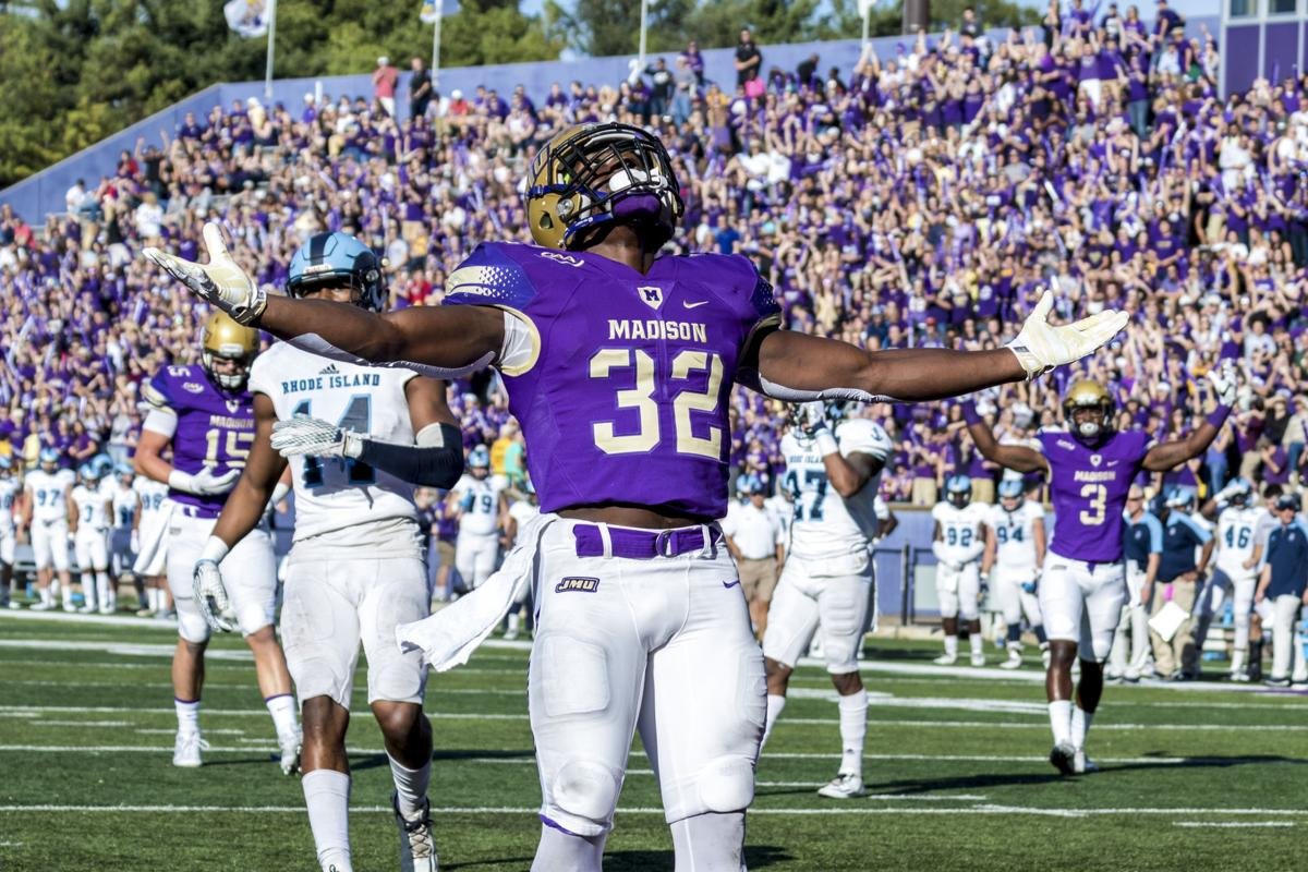 JMU football travels to Richmond for highly anticipated ...