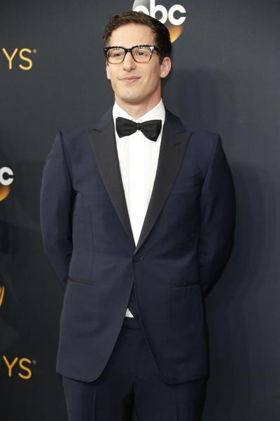 "Andy Samberg stars as jake Peralta in ""Brooklyn Nine-Nine"""