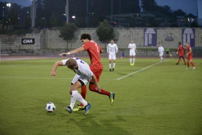 JMU men's soccer