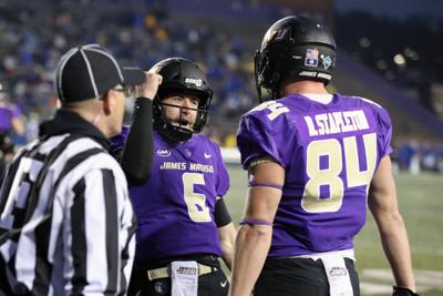 Four Downs Previewing Jmu Vs Colgate From All Angles Sports