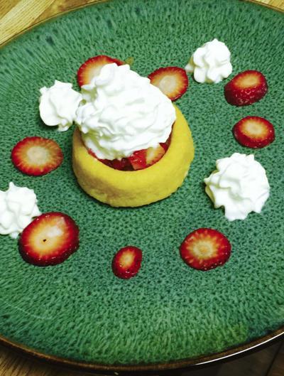 Delicious dorm desserts