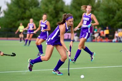Jmu Field Hockey Loses To Delaware 8 1 In Caa Semifinals Sports