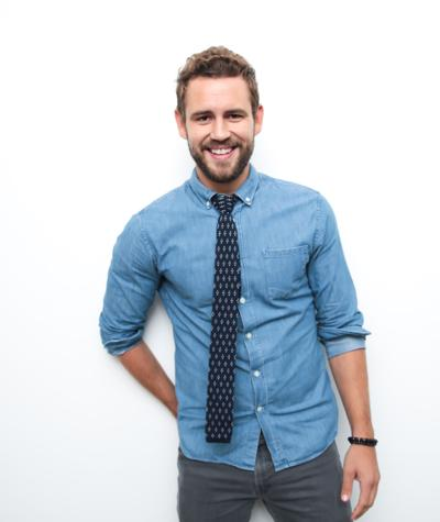 Nick Viall is this year's bachelor