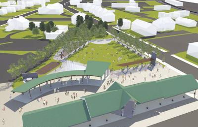 Build Our Park unveils new design concepts