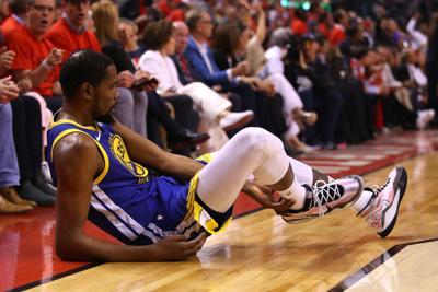 Kevin Durant Achilles