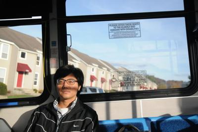 Japanese international student struggles to fit in at JMU