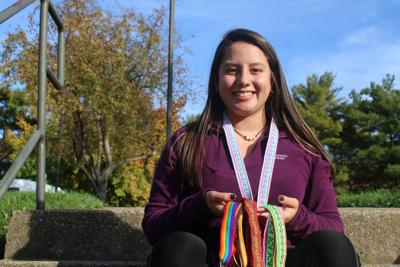Sophomore sells lanyards to share Peruvian culture with JMU