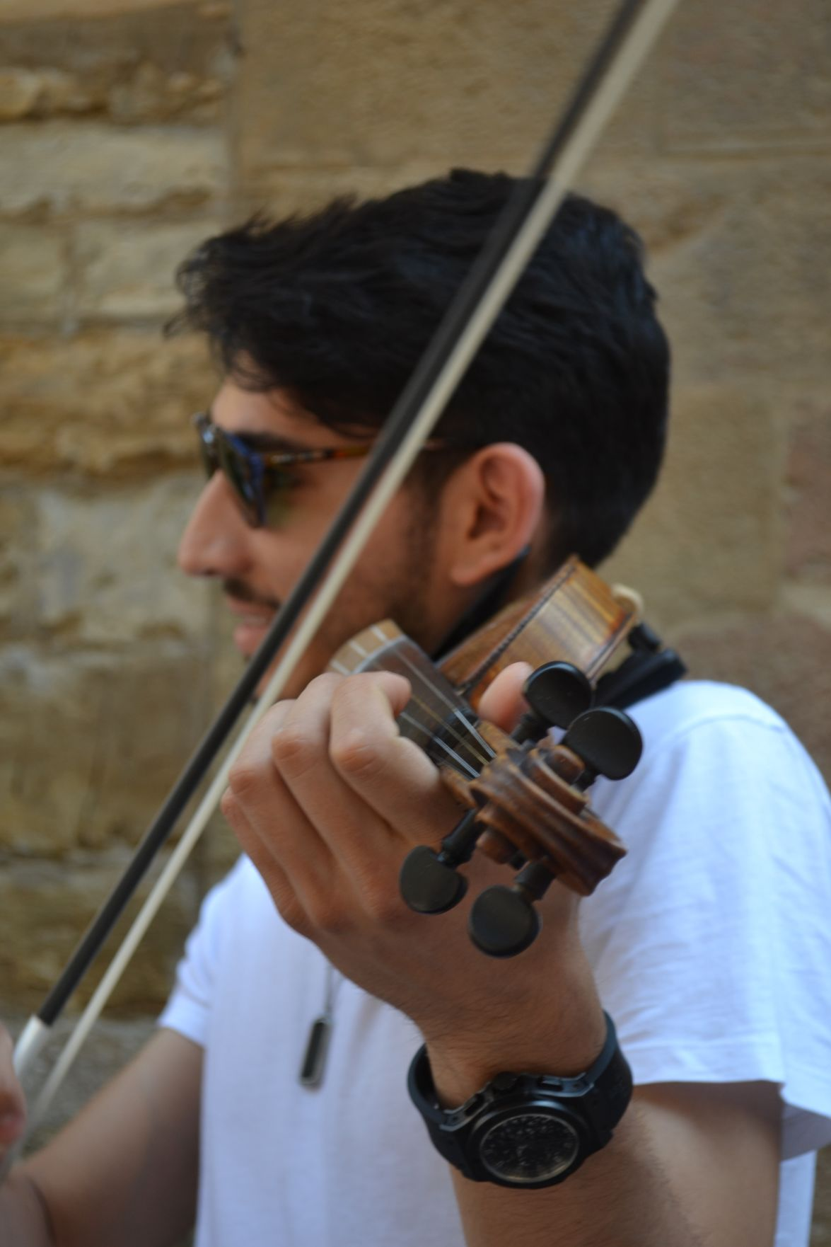Florence violinist