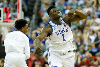 Zion Williamson one-and-done