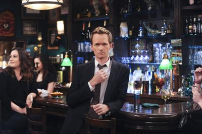 """Neil Patrick Harris as Barney is """"How I Met Your Mother"""""""