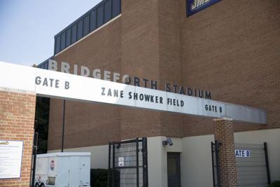 Bridgeforth Stadium Entrance