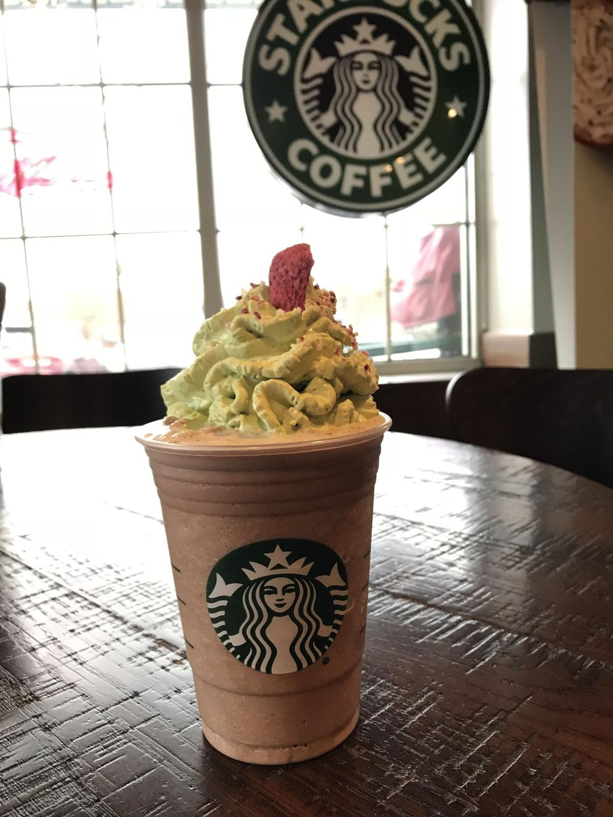 Review Of Christmas Tree Frappuccino Culture Breezejmu Org