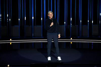 Ellen Standup Comedy