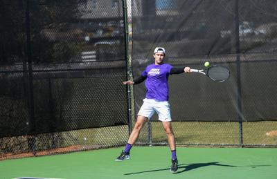 JMU tennis