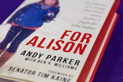 for alison book cover