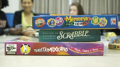Spanish Board Game
