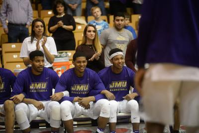 on sale 96d75 fab81 JMU men's basketball is close, but still can't close games ...