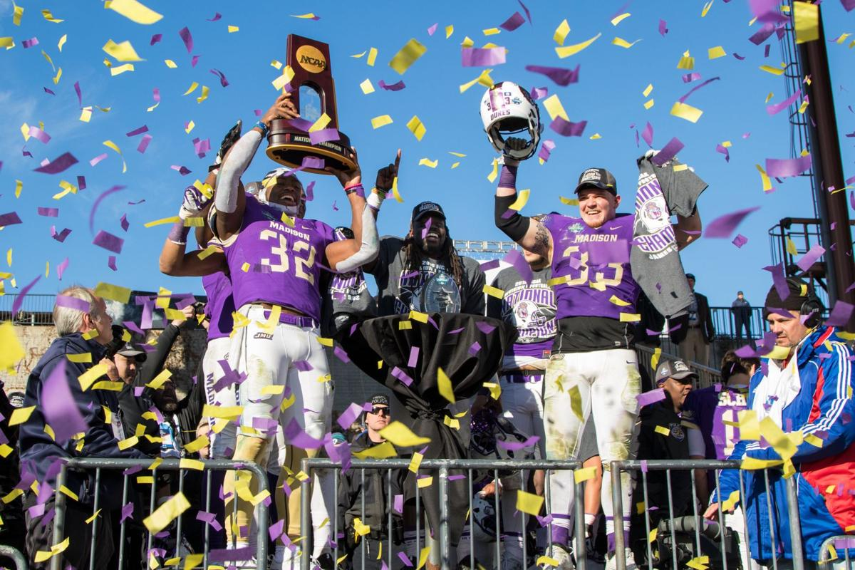 Jmu Beats Youngstown State To Win Fcs National