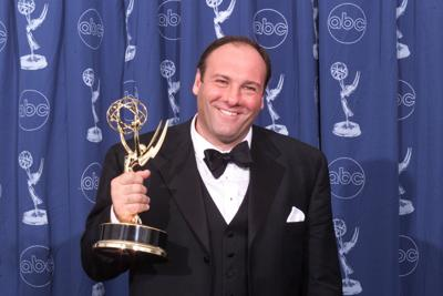 James Gandolfini portrayed Tony Soprano in the critically-acclaimed series