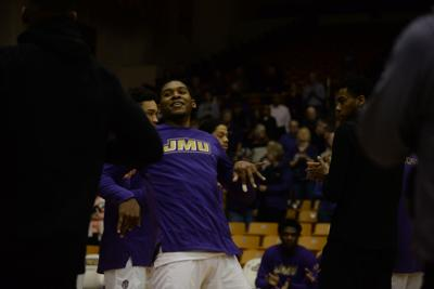 JMU Men's basketball
