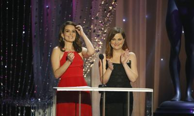 Tina Fey and Amy Poehler provide laughs with their femoirs