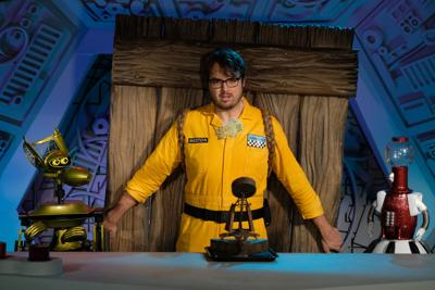 The return of Mystery Science Theater 3000