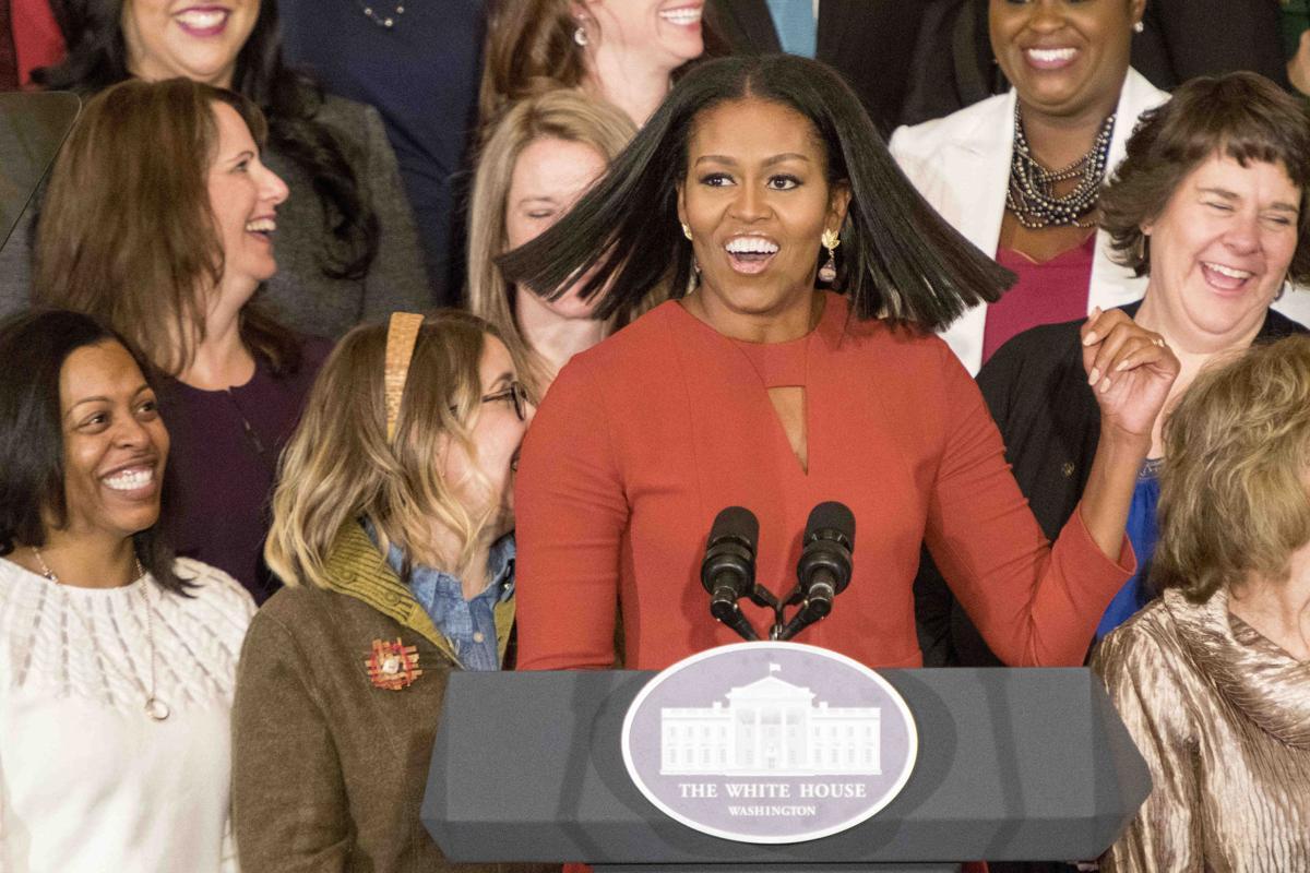 The style evolution of the Obama women | Life | breezejmu.org