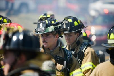 JMU student volunteers at hose company No. 4 reflect on Southview fire