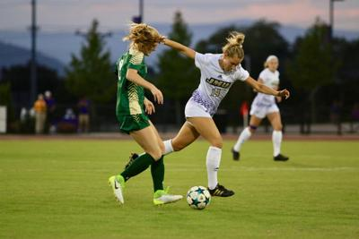 JMU women's soccer
