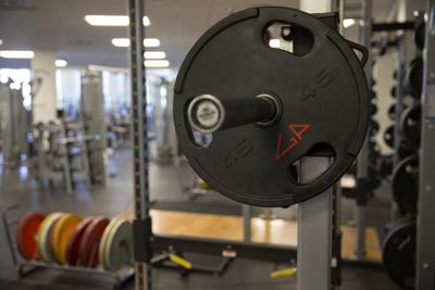 University Recreation Center (UREC) Weight Room