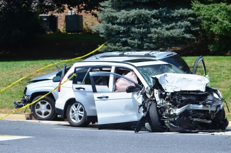 Cantrell car crash
