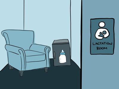 lactation rooms