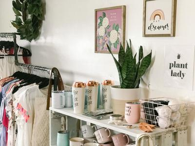 Local boutique finds 'a new normal' in its roots: at home