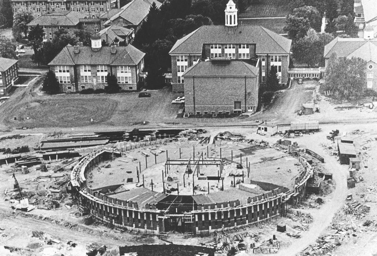D-Hall construction