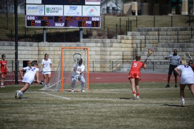 JMU lacrosse vs. Maryland